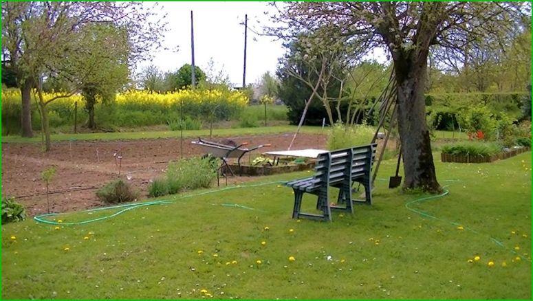 Le jardin de tonton