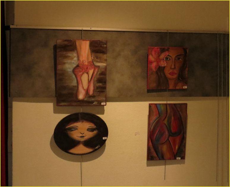 Expo mes toiles